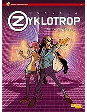 Zyklotrop II: Der Lehrling des Bösen (Spirou präsentiert, Band 2)