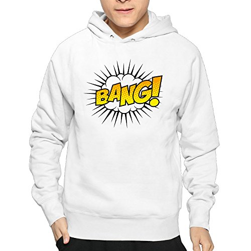 Price comparison product image Bang Pillowy Long Hoodies T-shirt For Man