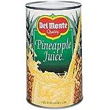 Juice Delmonte Pineapple 12 Case 46 Ounce