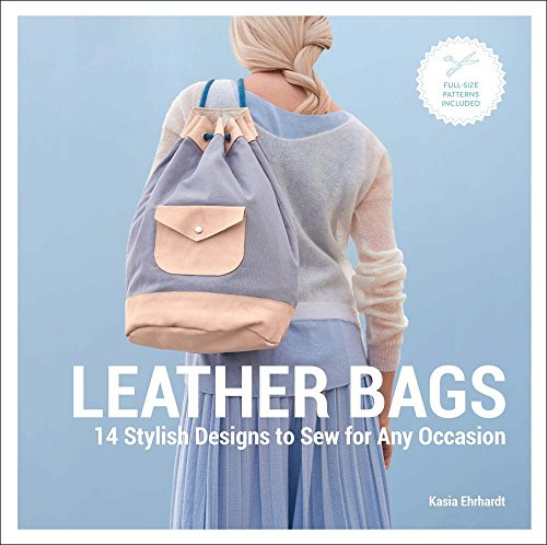 (Leather Bags: 14 Stylish Designs to Sew for Any Occasion )