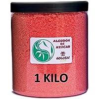 Algodón de Azúcar - Especial para máquinas de Nubes de Azúcar - Sabor FRESA - 1