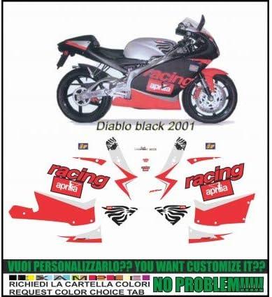 Emanuel & Co RS 125 2001 Diablo Black: Amazon.es: Coche y moto