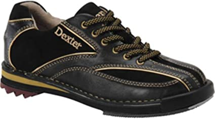 SST 8 SE Bowling Shoes, Black/Gold