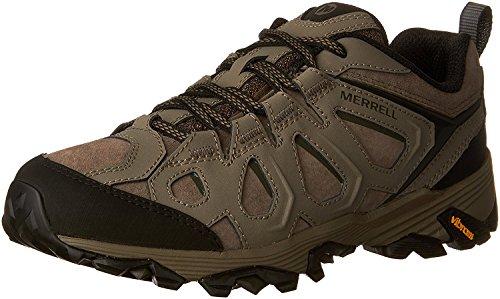 Merrell Mens Moab FST LTR Hiking Shoe, Boulder, 45 D(M) EU/10.5 D(M) UK