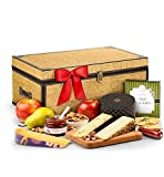 GiftTree Artisan Fruit and Cheese Hamper - Gourmet Gift Basket