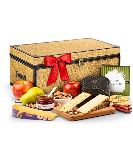 Artisan Fruit and Cheese Hamper by GiftTree