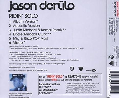download ridin solo by jason derulo mp3