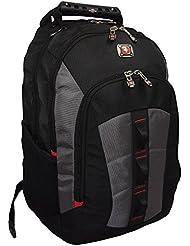 SwissGear Skyscraper 16 Padded Laptop Backpack/School Travel Bag