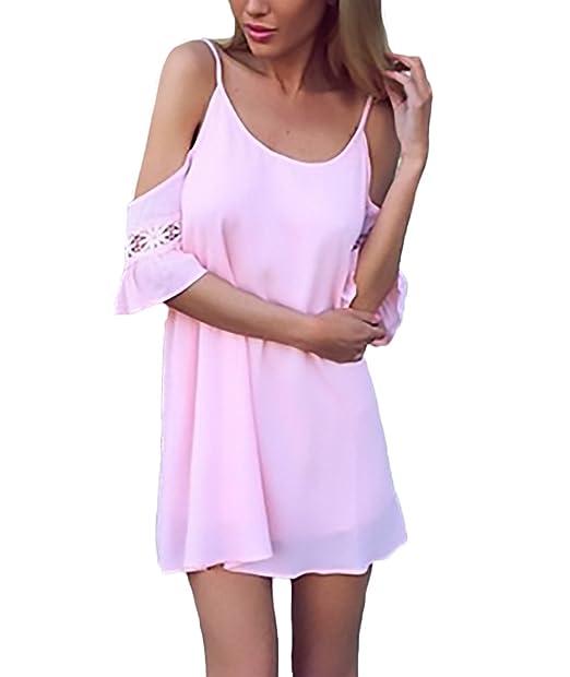 Vestidos cortos elegantes en amazon