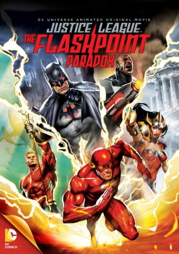 Justice League: The Flashpoint Paradox (With Bonus Features) by