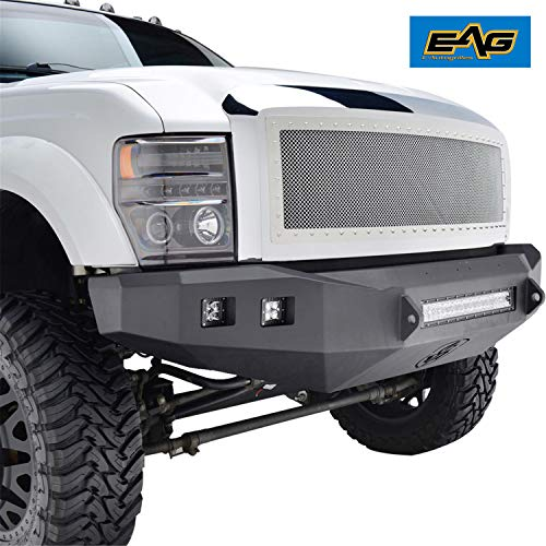 EAG 08-10 Ford Super Duty F-250/F-350 Grille Rivet Wire Mesh Packaged Grille