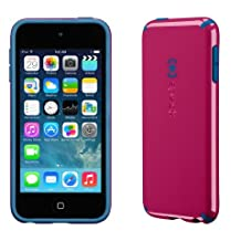 Speck CandyShell iPod touch 5G (no camera) Cases - Fuchsia Pink/Deep Sea Blue