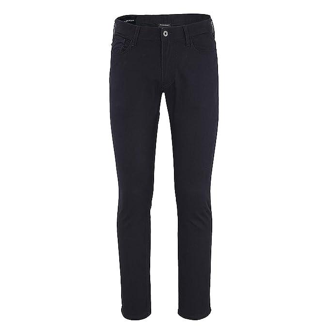 Armani Hombres J06 Slim Fit Jeans 50 Regular Marina De ...