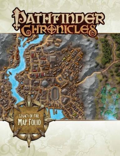 Pathfinder Chronicles: Legacy of Fire Map Folio PDF
