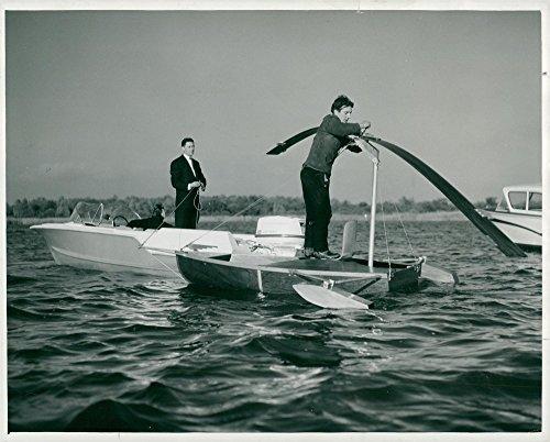 Vintage Photo Of Gyro Boat