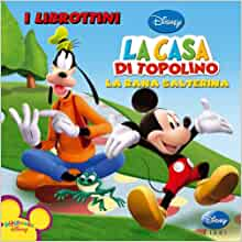 La casa di Topolino: 9788852205903: Amazon.com: Books