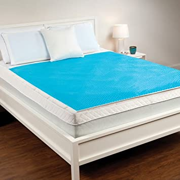 pcok mattress pad bed for cooling n co
