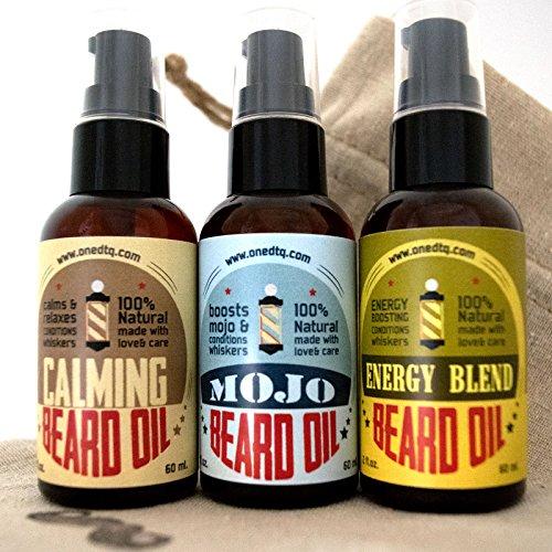 Beard Grooming Oil Gift Set product image