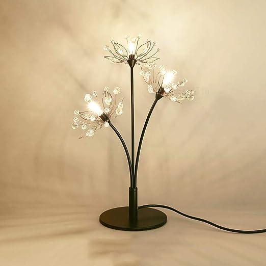 Amazon.com: SHAOYH - Lámpara de mesa, diseño de diente de ...