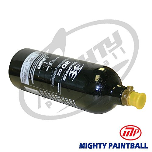 MP Paintball Co2 Air Tank by MP Socks & Tights