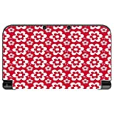 Fun Flowers Pattern Bold New 3DS XL 2015 Vinyl Decal Sticker Skin by Debbie's Designs
