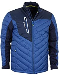 Franz Long Sleeve Jacket Steel/Slate Medium