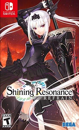 Shining Resonance Refrain: Standard Edition - Nintendo Switch