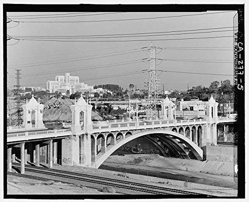 Photo: Macy Street Viaduct,Los Angeles,Los Angeles - Ca Los Angeles Macy's