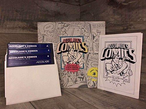 Accolade's Comics