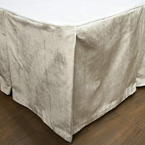 Austin Horn Classics Brighton Luxury Bed Skirt (King) (Bedskirt Austin)
