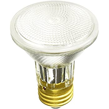 Amazon com: Sylvania 14502 50 Watt PAR20 Narrow Flood Light