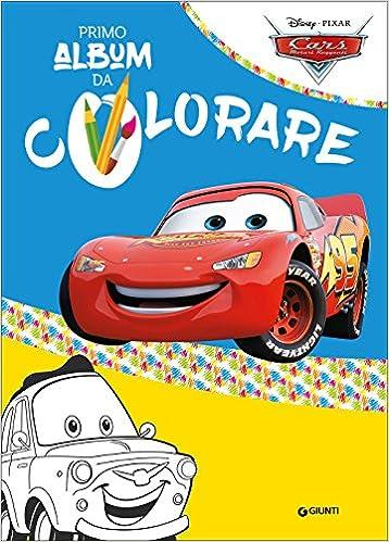 Amazonit Cars Il Mio Primo Album Da Colorare 1 Ion10 Libri