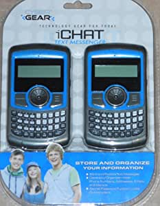 text messenger ichat walkie talkie toys games. Black Bedroom Furniture Sets. Home Design Ideas