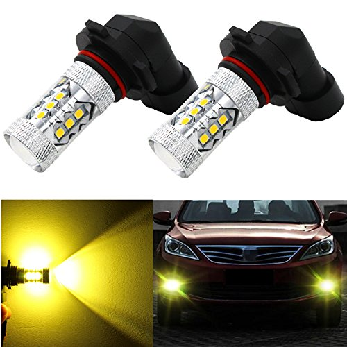 Alla-Lighting-High-Power-3030-SMD-New-Version-Xtremely-Super-Bright-Gold-Yellow-LED-Fog-Light-Bulb-Lamps-Replacement