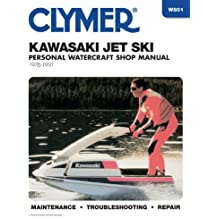 Clymer Kawasaki Jet Ski, 1976-1991 (Clymer Personal Watercraft)