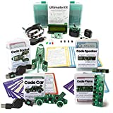Bundle: Ultimate Kit + Car + Rocket + Piano + Speaker | Coding Kits for Kids 8-13 | Bundle and Save!