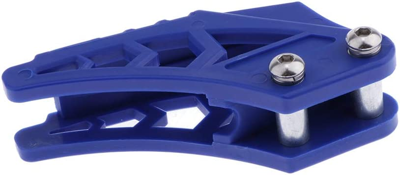 D DOLITY Chain Guide Chain Guard for CRF50 CRF70 KLX Models 110cc 5Colors to Choose 150cc Dirt Bike Pit Bike Blue
