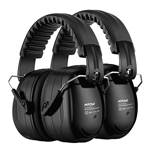 Mpow Ear Protection 2 Packs