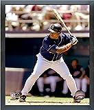 """Tony Gwynn San Diego Padres MLB Action Photo (Size: 12"""" x 15"""") Framed"""
