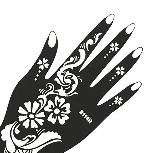 Arabic Henna - 1