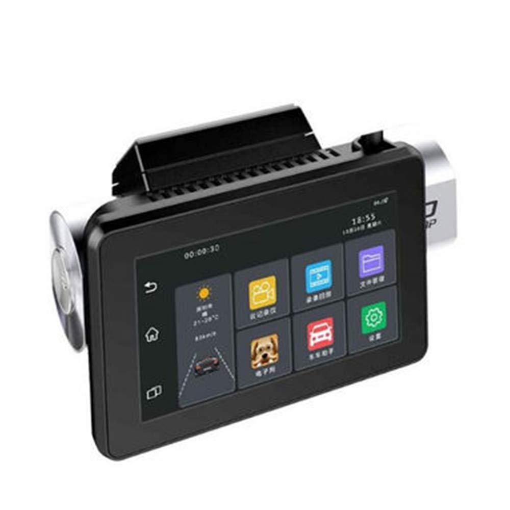 Rear view mirror law enforcement recorder by 9POINT9