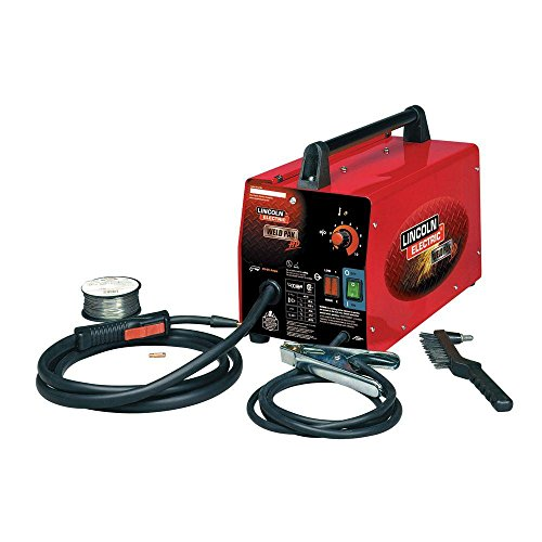 Lincoln Electric Weld Pak 115V Flux-cored Wire Welder For Light Hobby/Home Applications