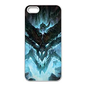 iPhone 5,5S Phone Case World of Warcraft Case Cover PP8E312846