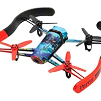 Skin For Parrot Bebop Quadcopter Drone – Ocean Friends | MightySkins Protective, Durable, and Unique Vinyl Decal wrap cover | Easy To Apply, Remove, and Change Styles | Made in the USA