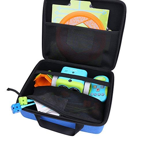 Aenllosi Storage Hard Case for Learning Resources Botley The Coding Robot Activity Set (Blue)
