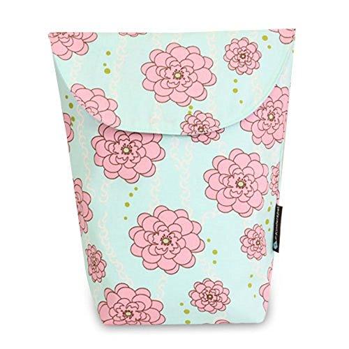 Kinderspel Diaper Storage Bag / Diagper Puch (Blooming Chain)