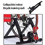 ADUGEN-Rulli-per-Bici-da-Corsa-rulli-MTB-Rullo-per-Bicicletta-Allenamento-Cyclette-Resistenza-Macchina-per-Allenamento-Fitness-Allenamento-IndoorBlu
