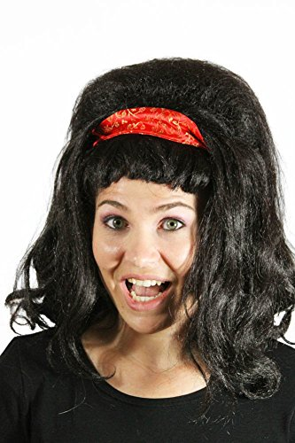 My Costume Wigs Women's Edna Turnblad Wig (Black) One Size fits all (Edna Costume)