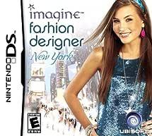 Amazon Com Imagine Fashion Designer New York Nintendo Ds Artist Not Provided Video Games