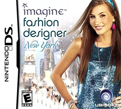 Amazon Com Imagine Fashion Designer New York Nintendo Ds Artist Not Provided Video Games